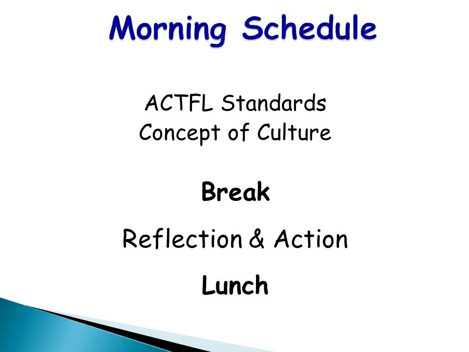 Conceptualization of culture to the PROFESSIONAL Global Competence FROM the PERSONAL Connection between CULTURE & LANGUAGE