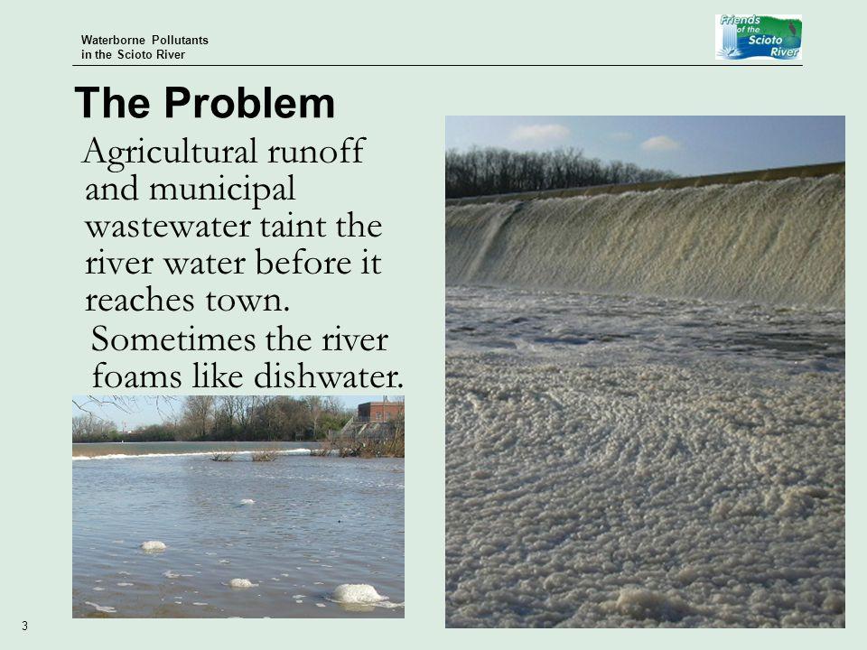 Waterborne Pollutants in the Scioto River 14