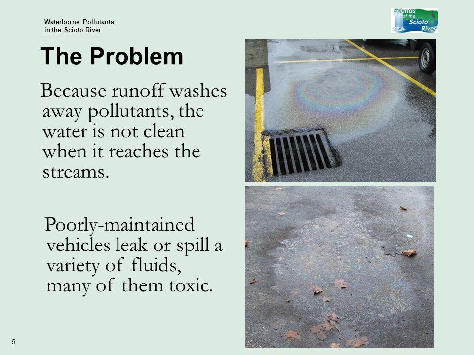Waterborne Pollutants in the Scioto River 6