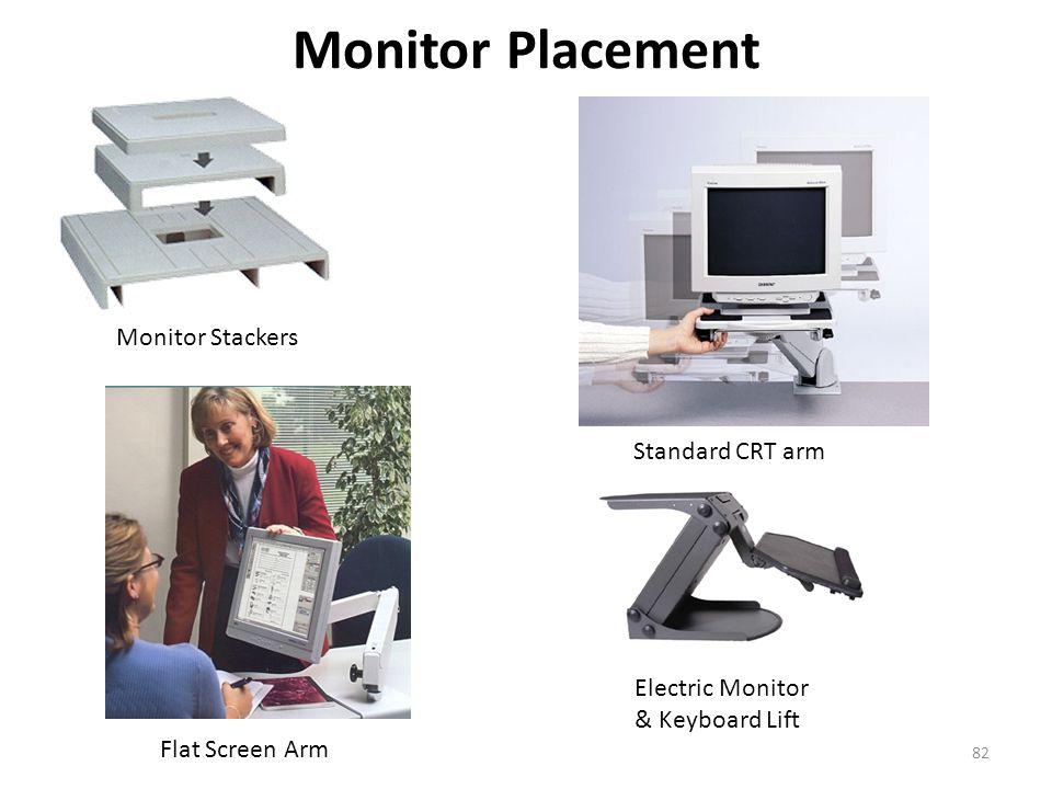 Copy Holders / Phone Arm EasyView Document Holder Articulating Document Holder Height Adjustable Holder Phone Arm 81
