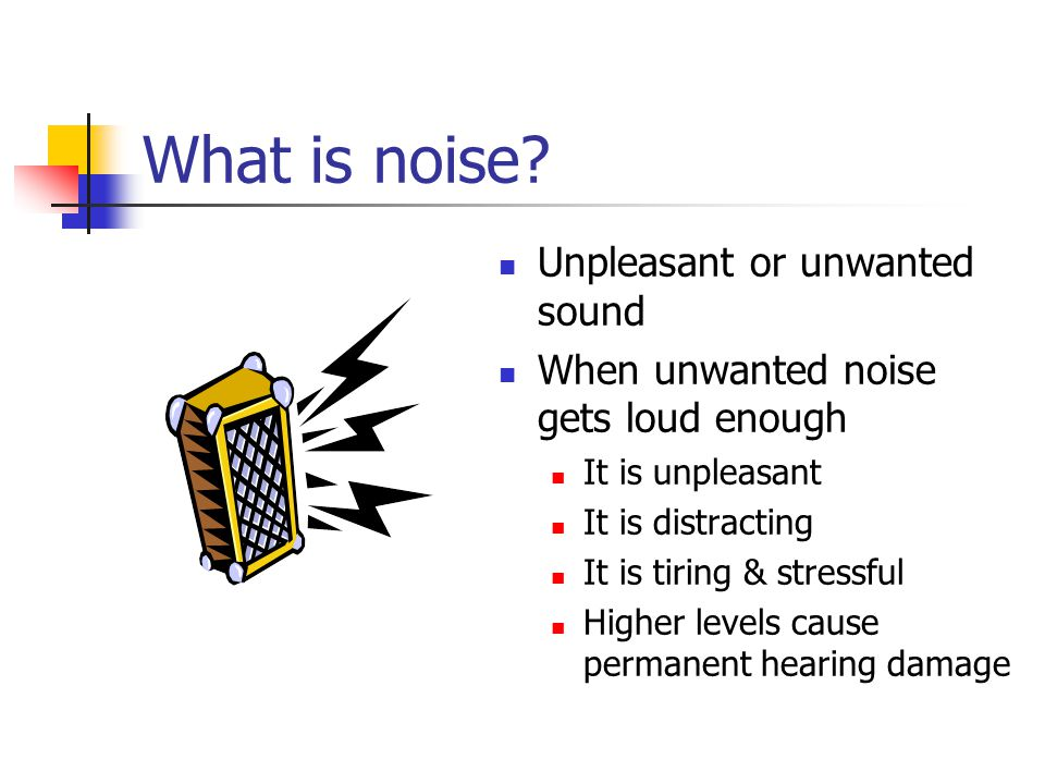 If your average daily exposure is over 80dB(A) The employer must: Inform you of the risks to your hearing from noise and how you can reduce those risks Make hearing protective equipment available