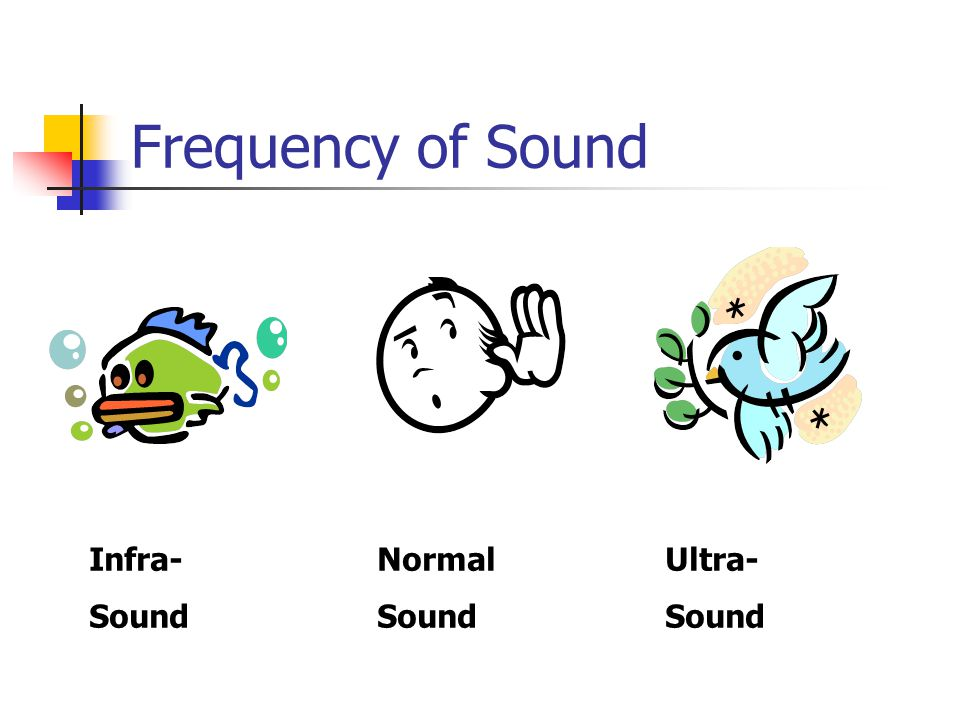 Noise Levels Ear is most sensitive to normal frequency sound The dBA scale takes this into account when measuring noise levels