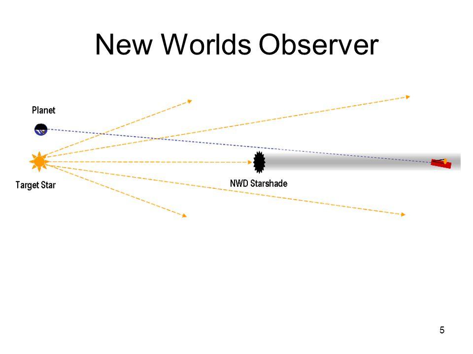 5 New Worlds Observer