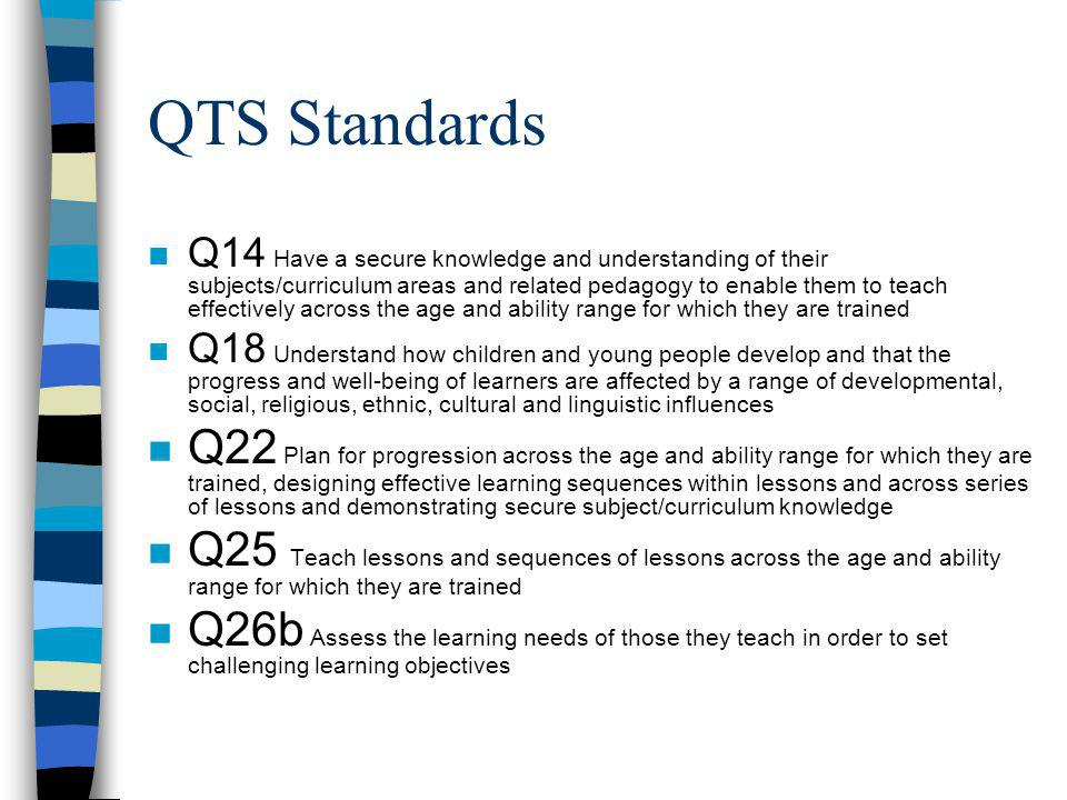 General issues at KS4 n Read through the points below n Note the implications for teaching at KS4.