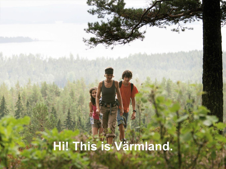 This is Värmland as well.