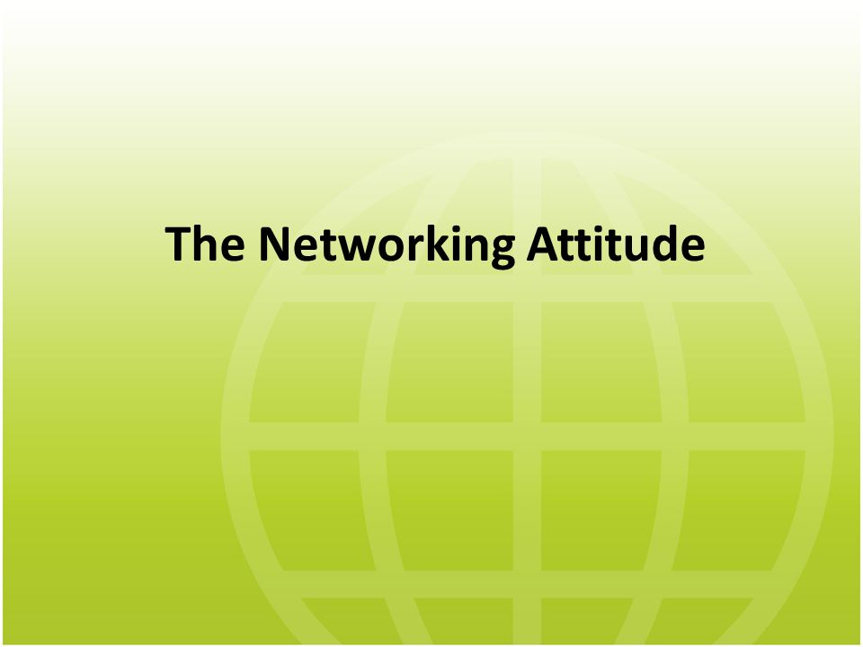 In 2002 The Networking Attitude was launched as a new way of communication to enable and encourage staffs in different work sites to share knowledge and good practices in the enterprise.