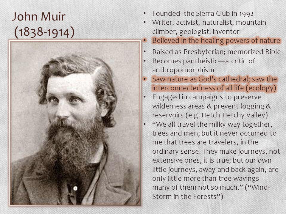 John Muir (1838-1914)