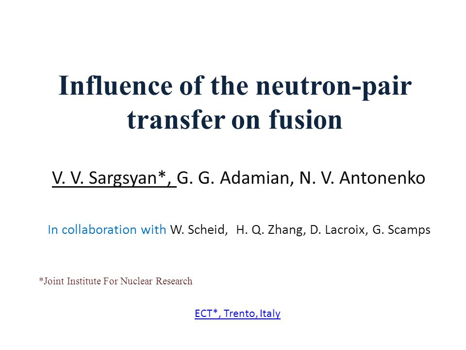 Influence of the neutron-pair transfer on fusion V.