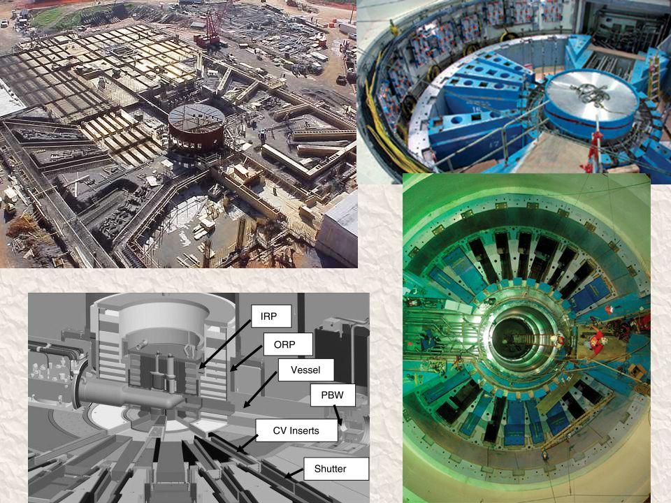 Target building 4 ~ 60 m Proton Beam