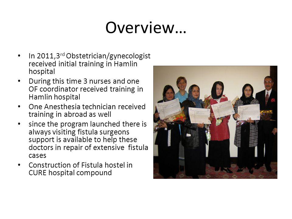 All birth injury seen at CIH since program inception