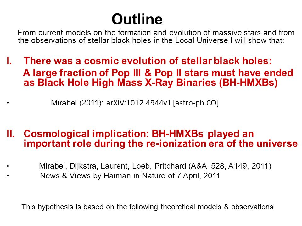 MODELS ON THE FORMATION OF COMPACT OBJECTS BY THE COLLAPSE OF SINGLE STARS with no rotation (Heger+ 2003) Low metal progenitors form BHs by IMPLOSION (Fryer, 1999) But recent work shows binarity is important because with rotation (Georgy+ 2009) solar metallicity Mass of progenitor star Z