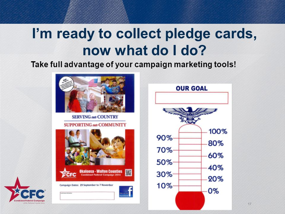 Take full advantage of your campaign marketing tools.