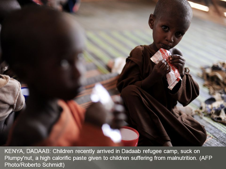  Just 2 dirhams per day are enough to feed a hungry child or mother on the edge of survival