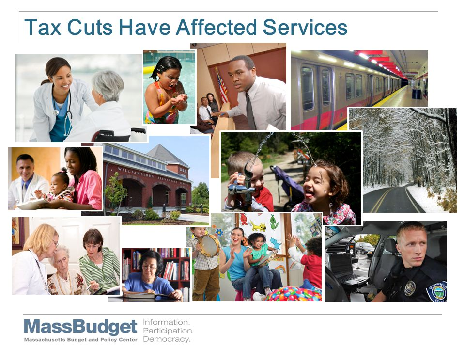 Tax Cuts Have Affected Services