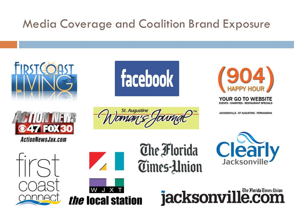 Media Coverage and Coalition Brand Exposure