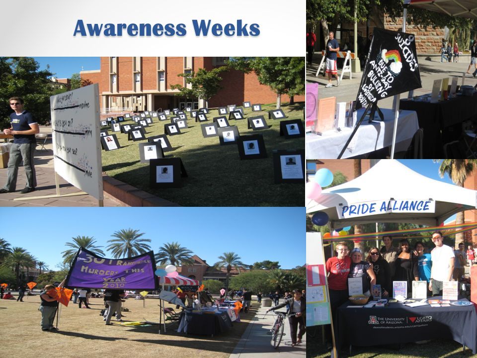 Awareness Weeks