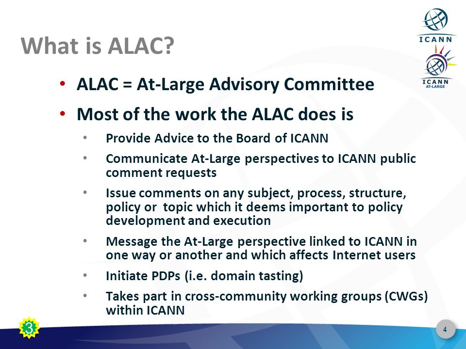 4 What is ALAC.