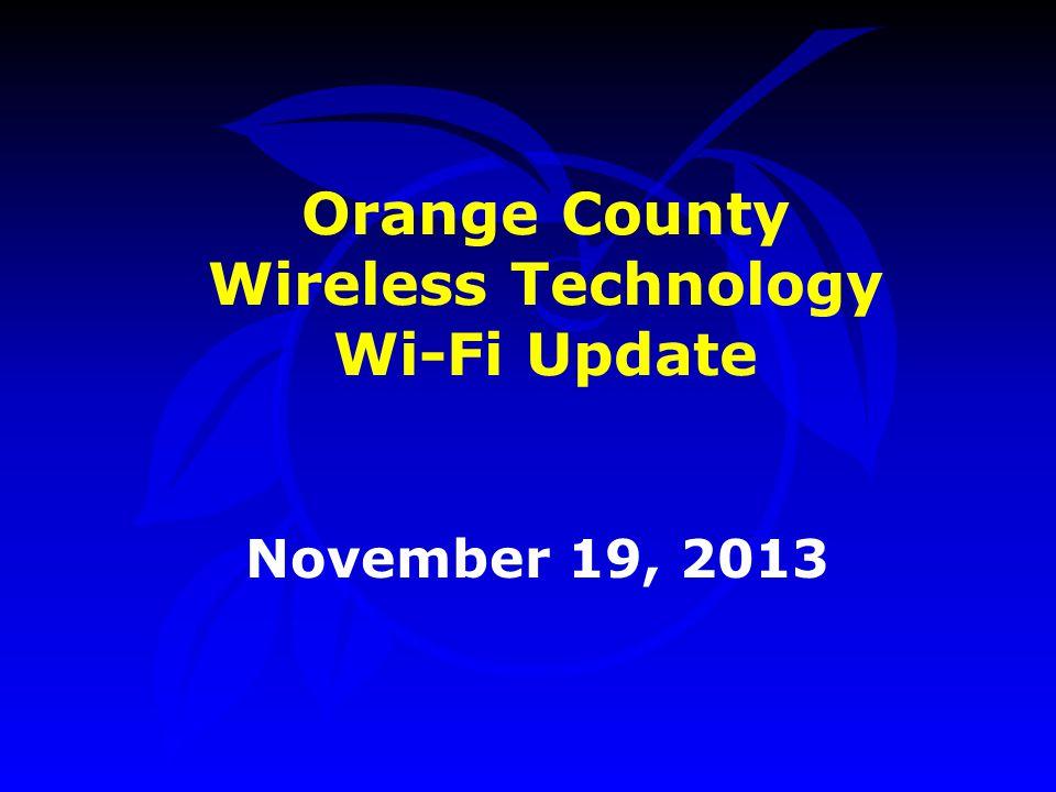 Background New Locations Cost Summary Wireless Technology Wi-Fi Agenda