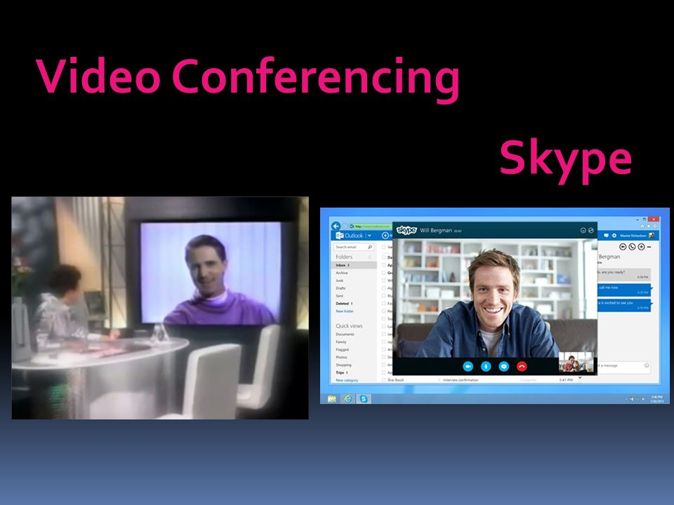 Video Conferencing Skype