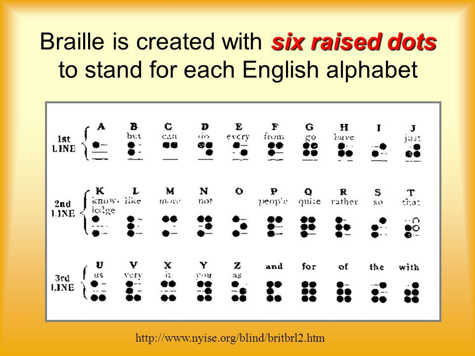 Louis BrailleBraille was first developed in 1824 by a 15 year old French student named Louis Braille, who was blind but wanted a better way to read and write.
