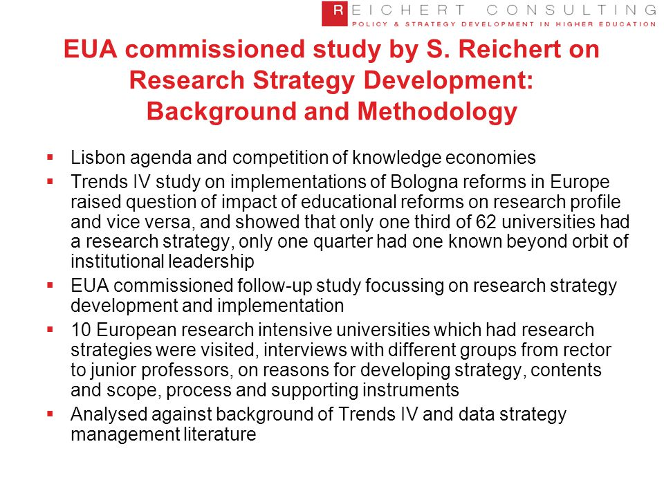 How do European Research- intensive Universities address these challenges?