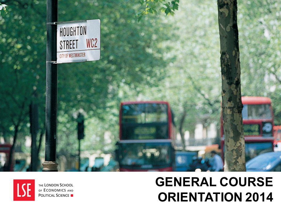 CLICK LINE 2 GENERAL COURSE ORIENTATION 2014