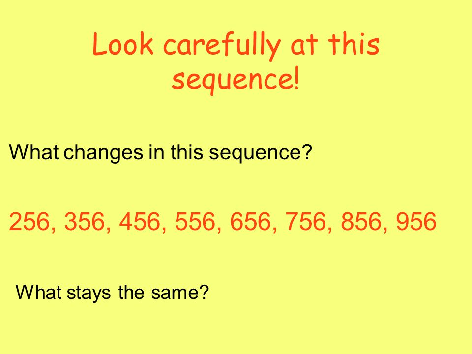 Look at these sequences.Discuss with your friend what is happening in each one.