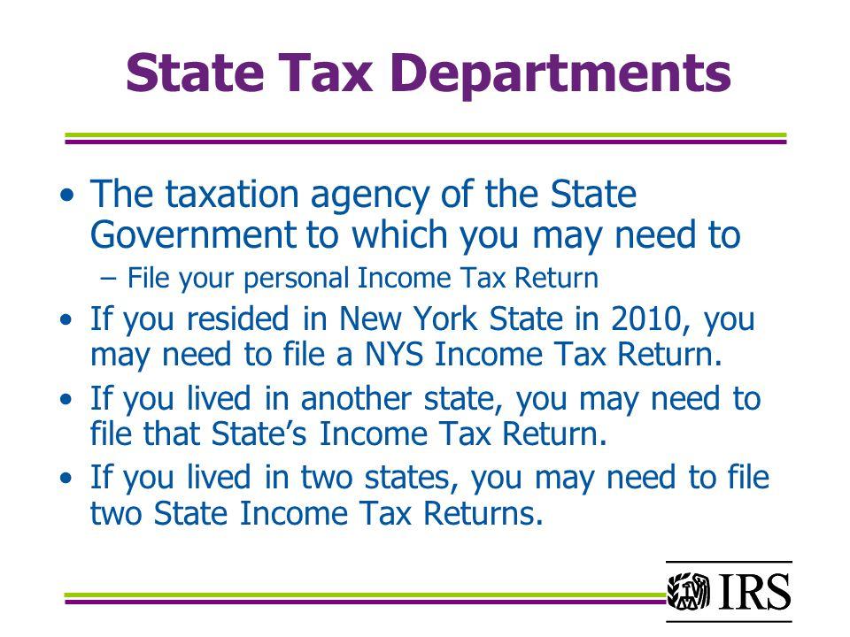 1040NR-EZ 2010 Tax Table