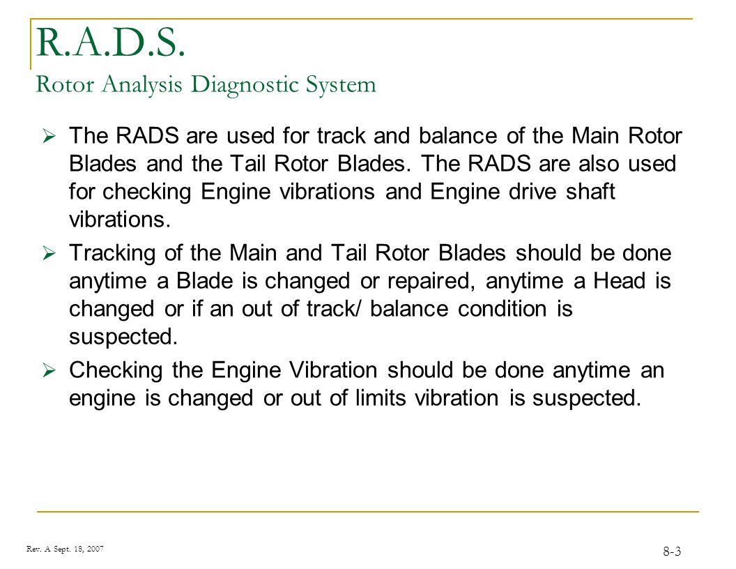Rev. A Sept. 18, 2007 8-14 MRH Magnetic Sensor and Interrupter Mag Pickup Interrupter