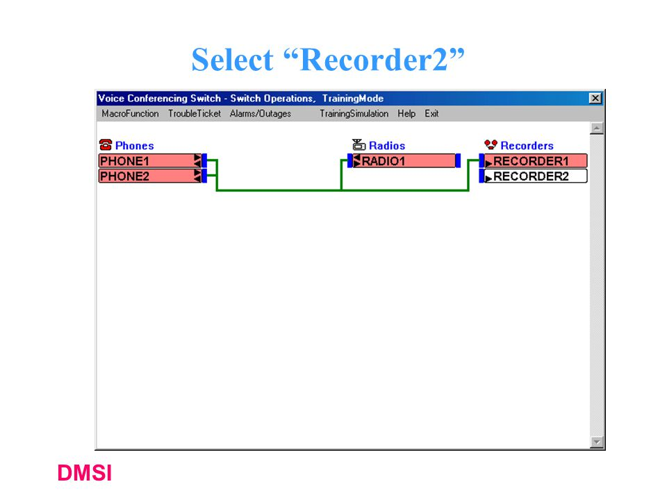 DMSI Select Recorder2