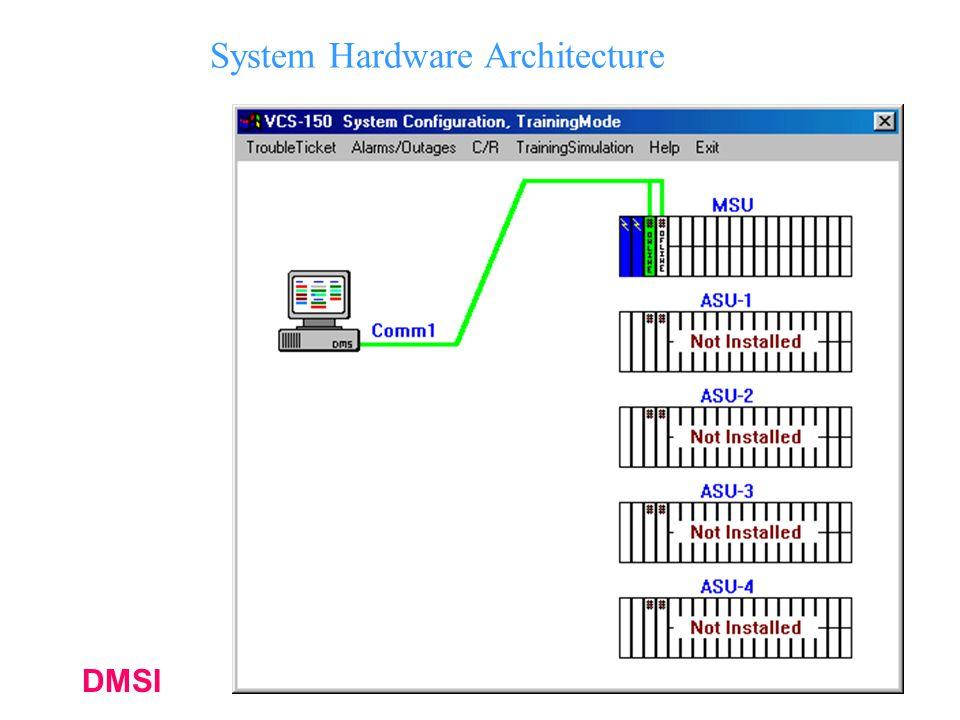 DMSI System Hardware Architecture