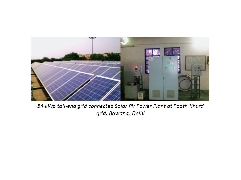 5 MW Grid Connected Thin Film SPV Power Plant at Sivaganga, Tamilnadu
