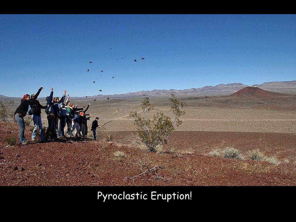 Pyroclastic Eruption!