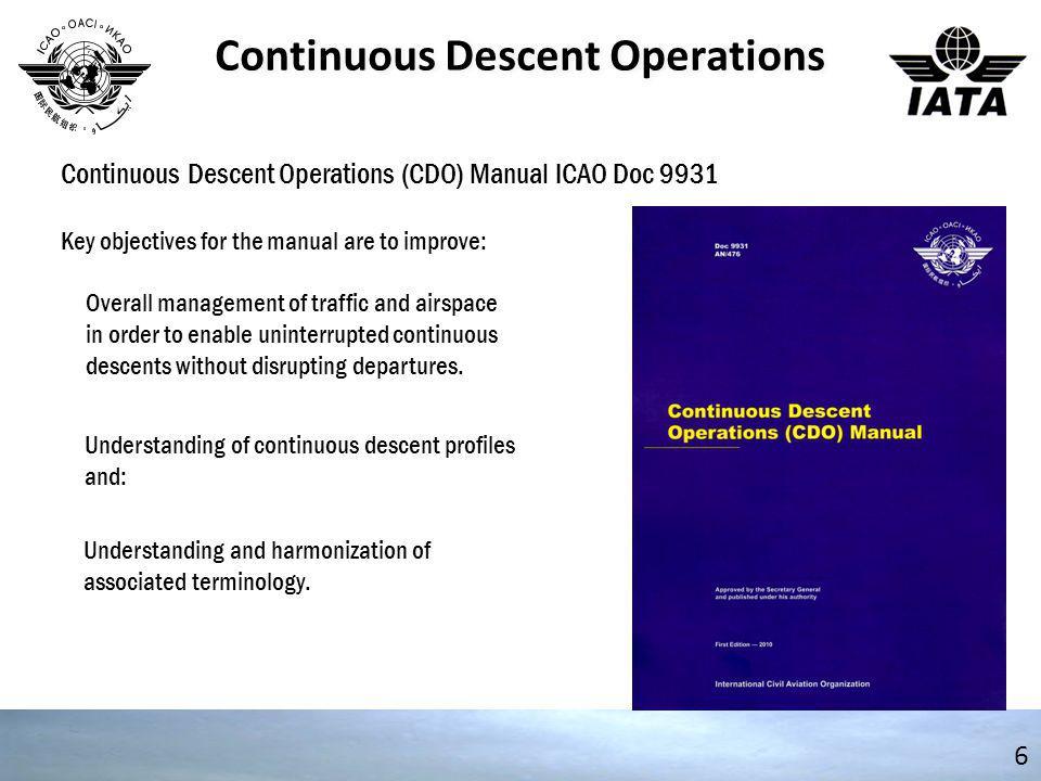 Global PBN Task Force Go-Team CDO Sequencing