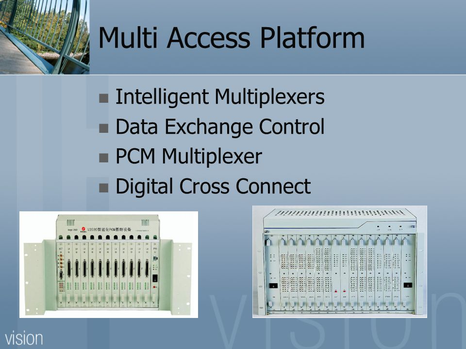 Multi Access Platform Intelligent Multiplexers Data Exchange Control PCM Multiplexer Digital Cross Connect