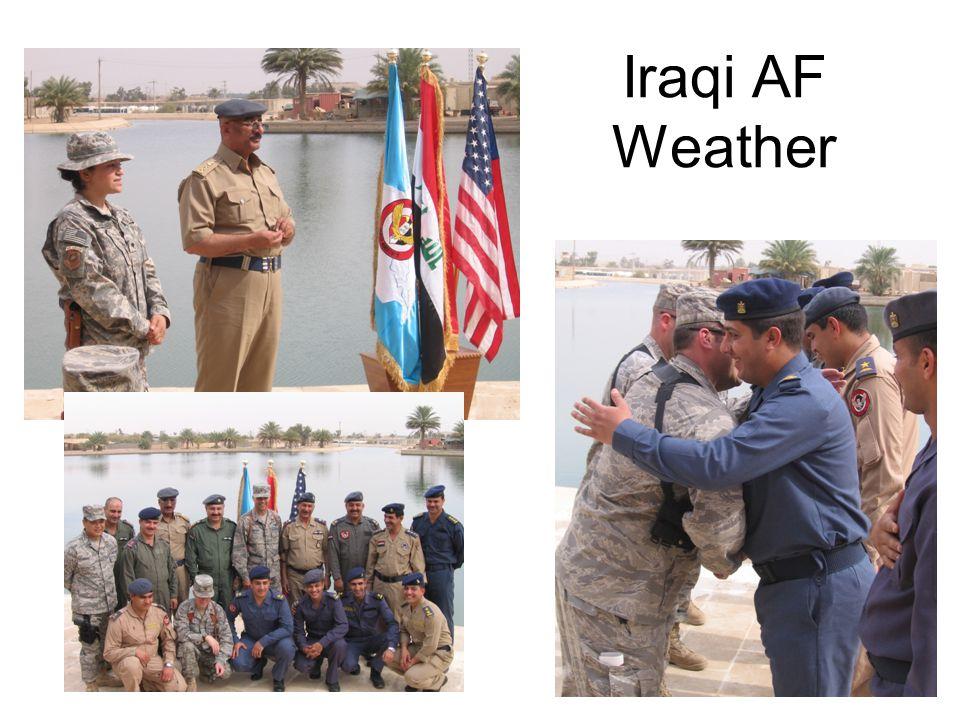 Iraqi AF Weather