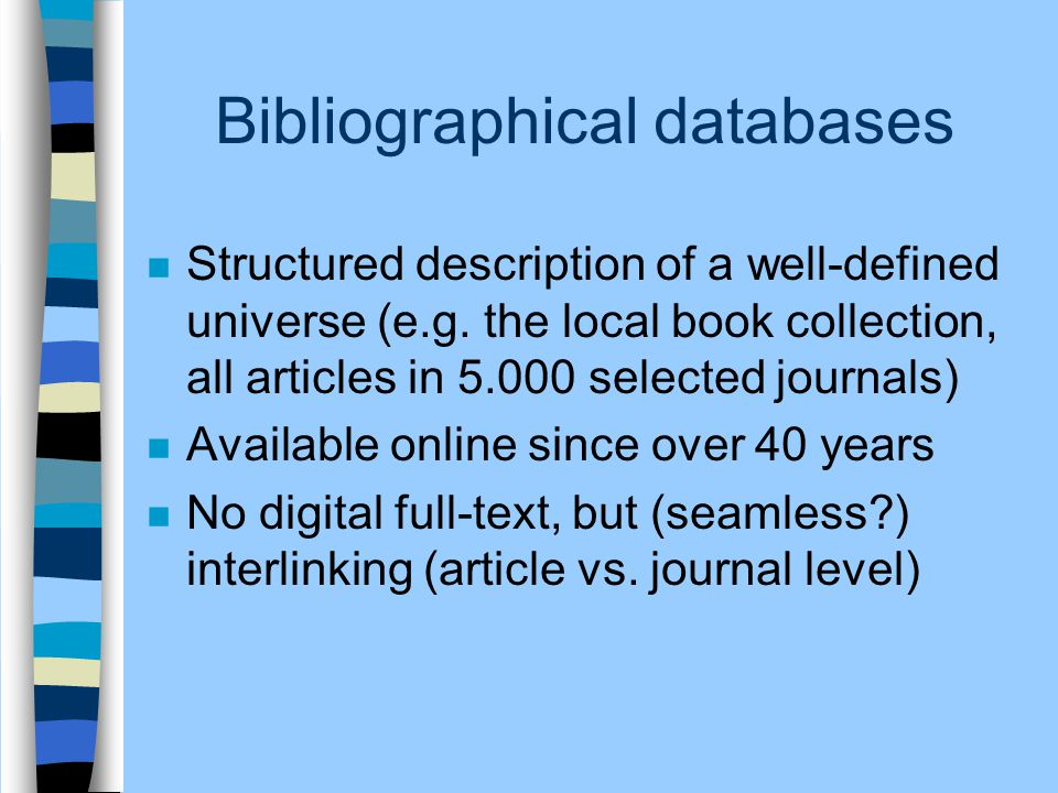 Library databases (12) n ITG Book and Document Holdings n ITG Student Dissertations (1912-present) n ITG Staff Publications (1900/1930-present) n Ebola and Marburg Virus Disease Literature n Health Care in Developing Countries n …