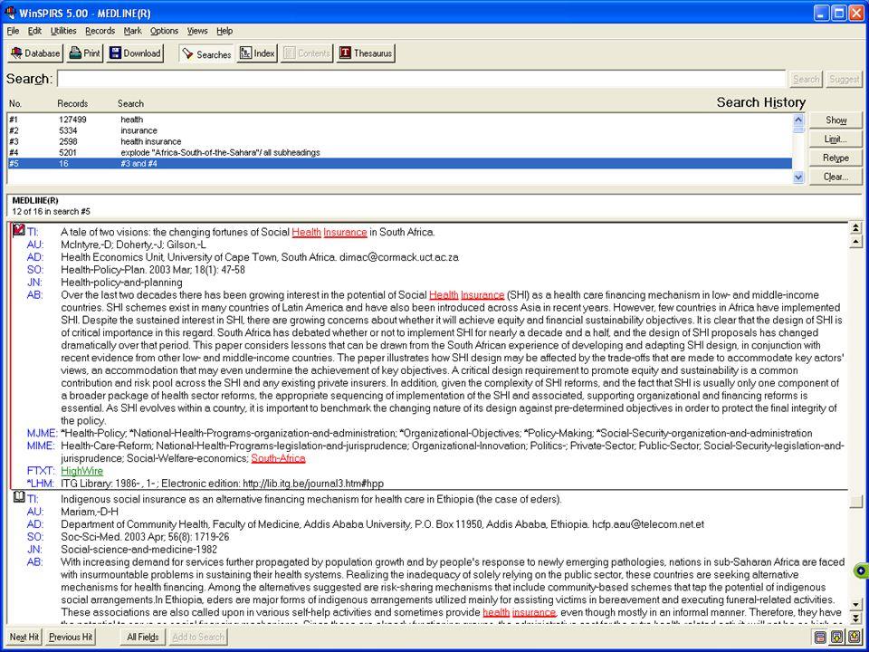 Starting links n http://lib.itg.be/journals.htm n http://lib.itg.be/ebooks.htm n http://lib.itg.be/datab.htm n http://lib.itg.be/biblinks.htm n Intranet > Academische diensten > Bibliotheek > … Requests: 'docdel@itg.be'