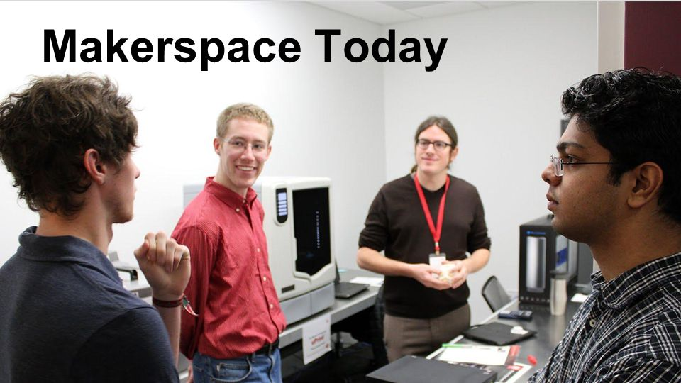 Makerspace at D. H. Hill Library