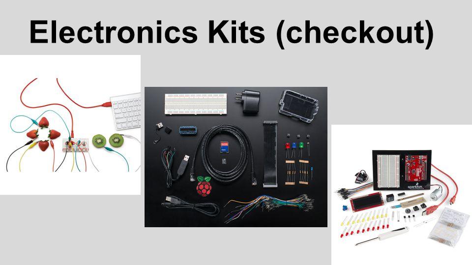 Electronics Kits (checkout)