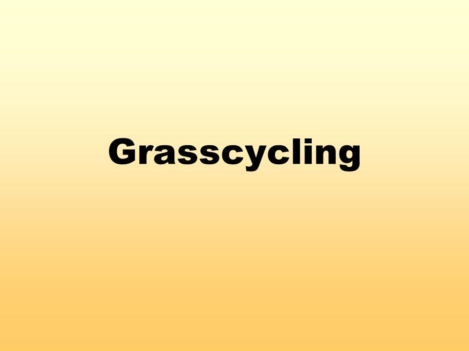 Grasscycling