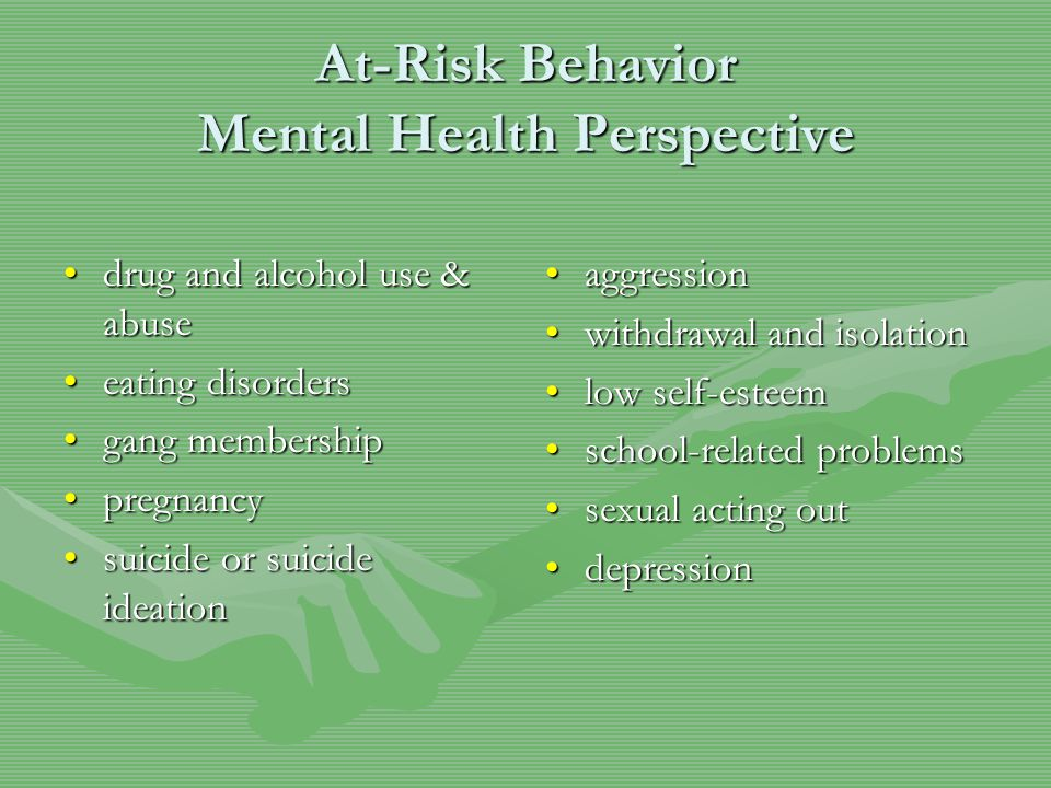 Counselor Specific Prevention Strategies Support groupsSupport groups Developing life skillsDeveloping life skills Enhancing interpersonal communicationEnhancing interpersonal communication Achieving self-management & self-controlAchieving self-management & self-control Coping with stressCoping with stress