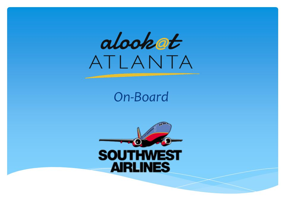 An In-flight Video Showcasing the Very Best of Atlanta Nightlife Dining Shopping Sightseeing Attractions