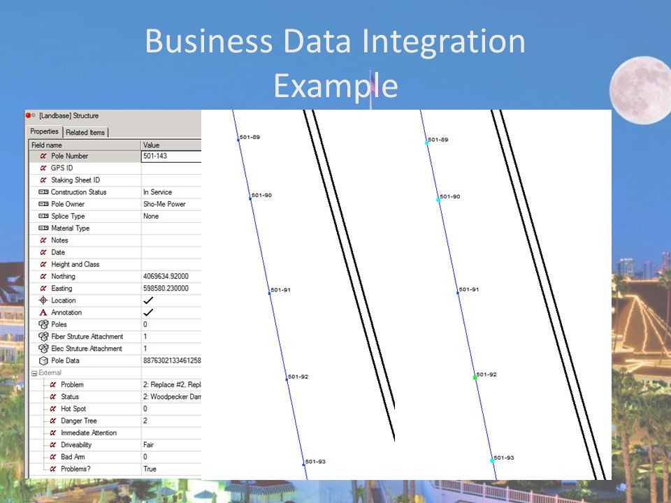 Business Data Integration Example