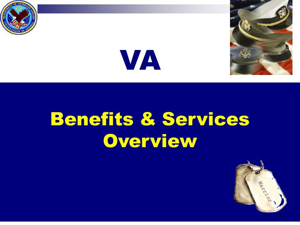 Department of Veterans Affairs (VA) 2  Vet Center is a part of the VHA