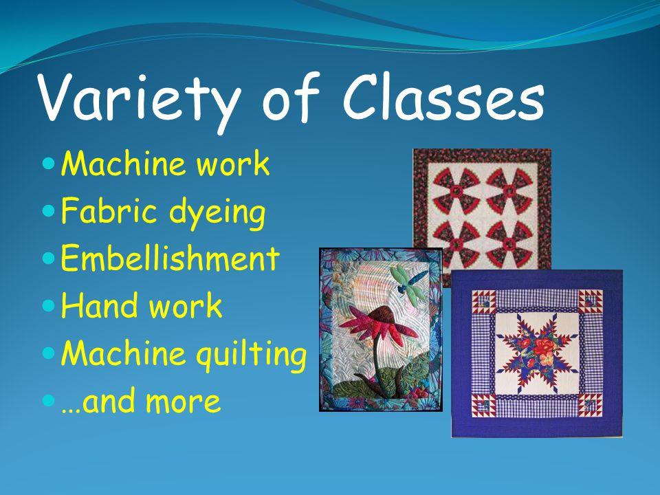 Symposium Teachers Nancy Mahoney Nancy McNally Marti Michell Stacy Michell Sue Nickels Patsy Thompson Barbara Vlack Laura Wasilowski Cindy Williams