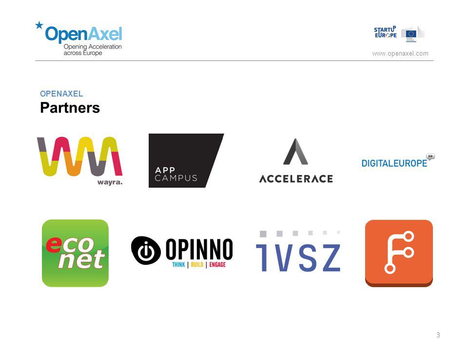 www.openaxel.com OPENAXEL Partners 3