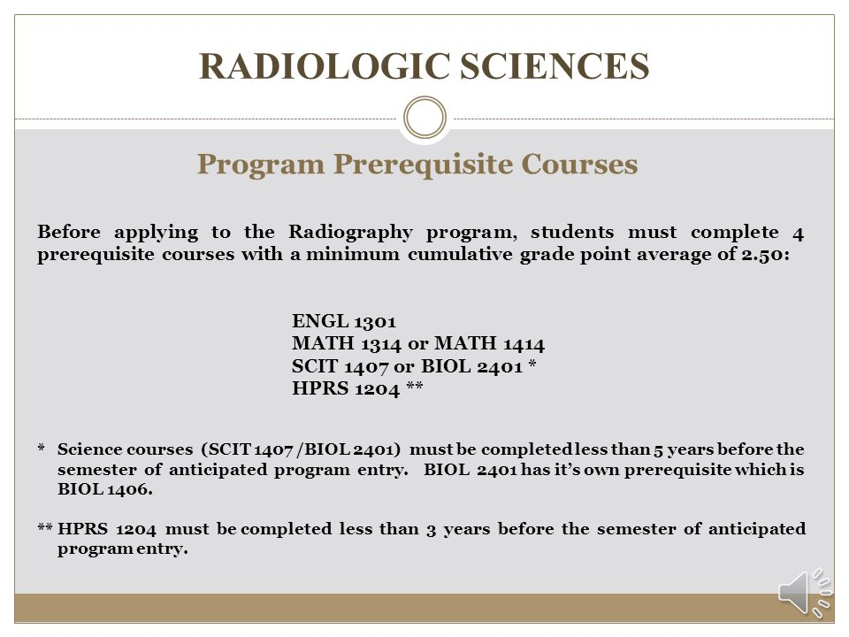 RADIOLOGIC SCIENCES The Educational Plan Request form is found on the blue Resources for Potential Applicants link at: www.ElCentroCollege.edu/HealthOccAdmissions.