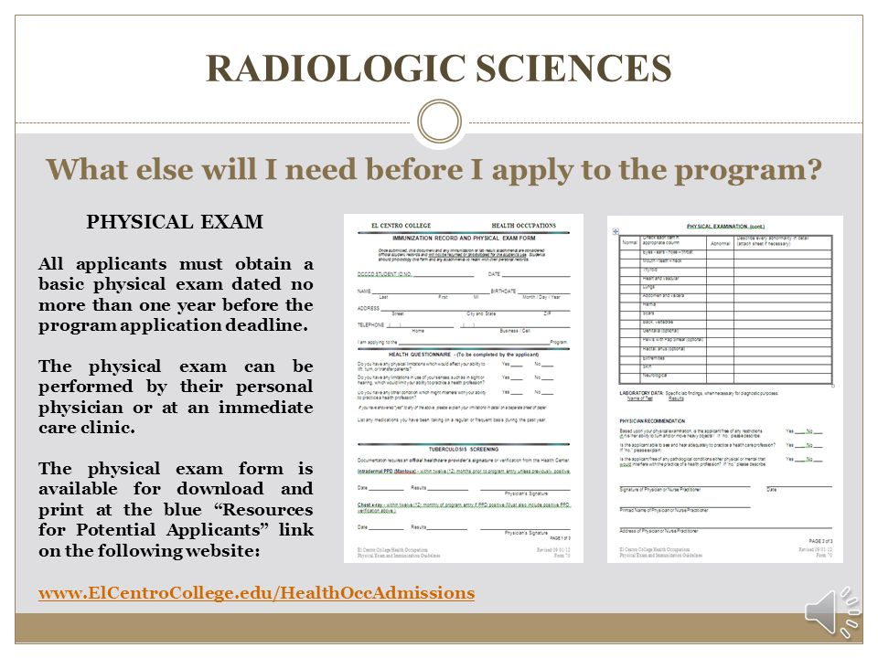 RADIOLOGIC SCIENCES How do I sign up for my HESI A 2 test.