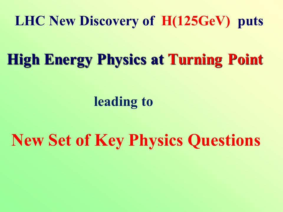 Probe Higgs-Gravity Coupling at pp Colliders W + W + W + W + for WW energies at LHC(14TeV) for WW Energies at pp(50-100TeV) Ren, Xianyu, He, arXiv:1404.4627